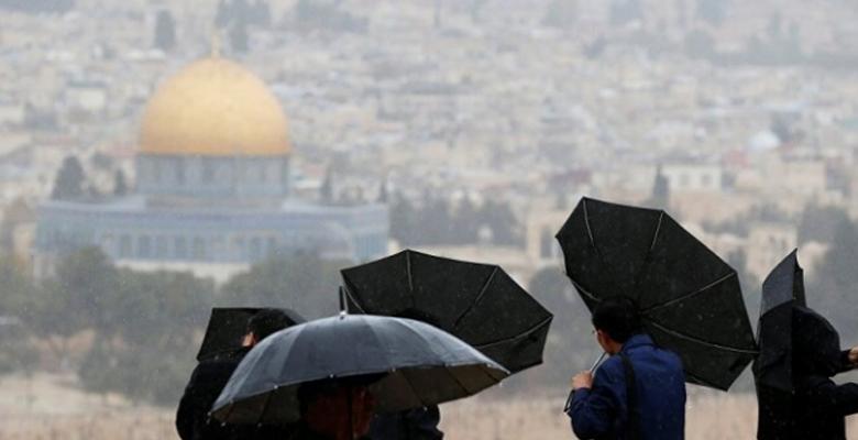 متى ستعود المنخفضات الجوية المميزة إلى فلسطين؟