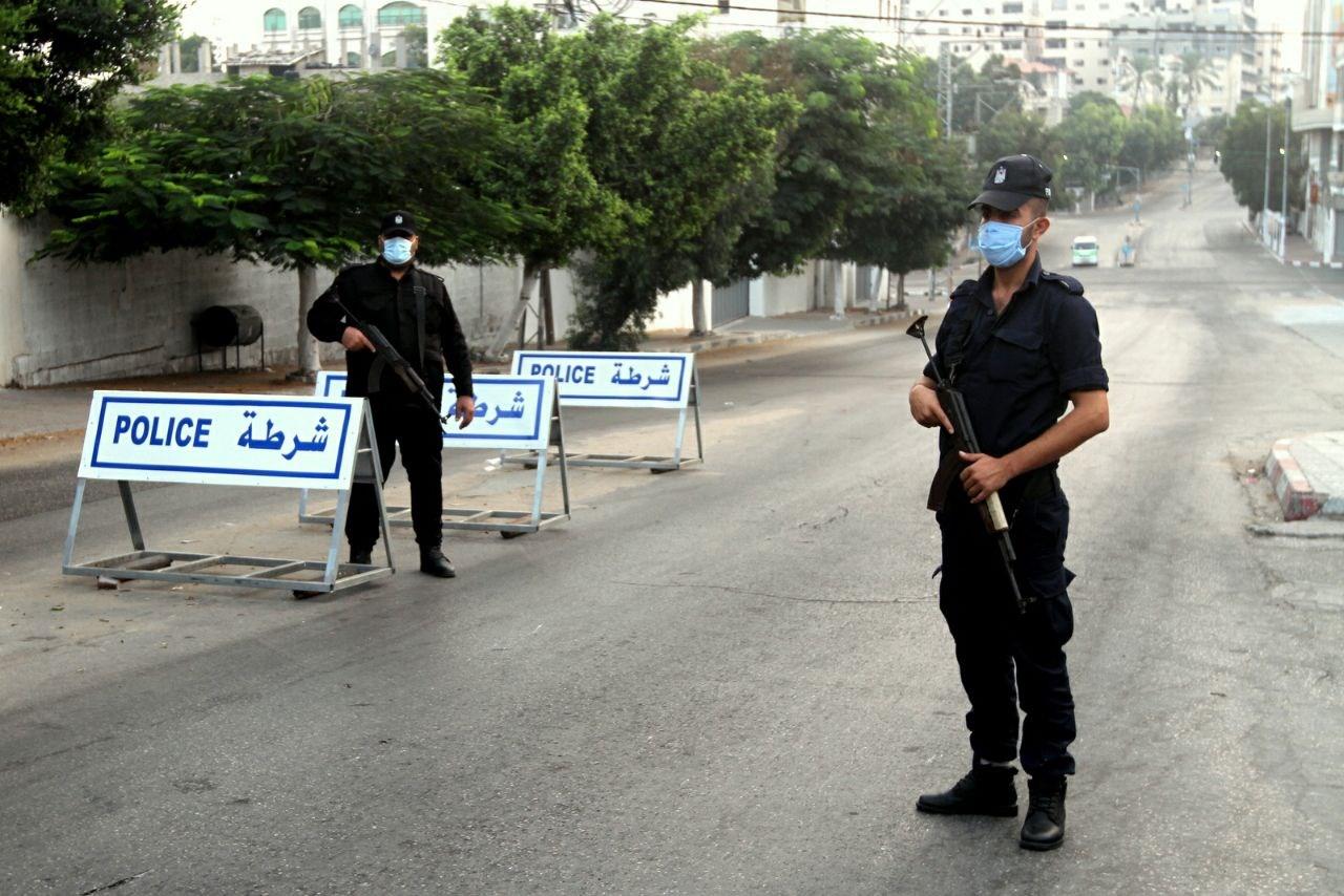 إغلاق محلات ومنشآت تخالف إجراءات السلامة في غزة