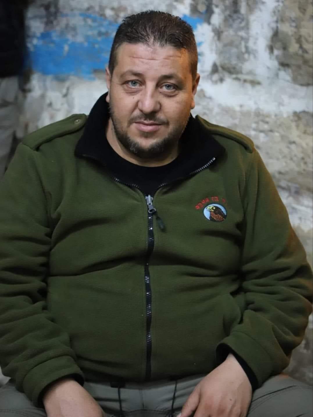 إعتقال  مطارد منذ 11 عام في نابلس