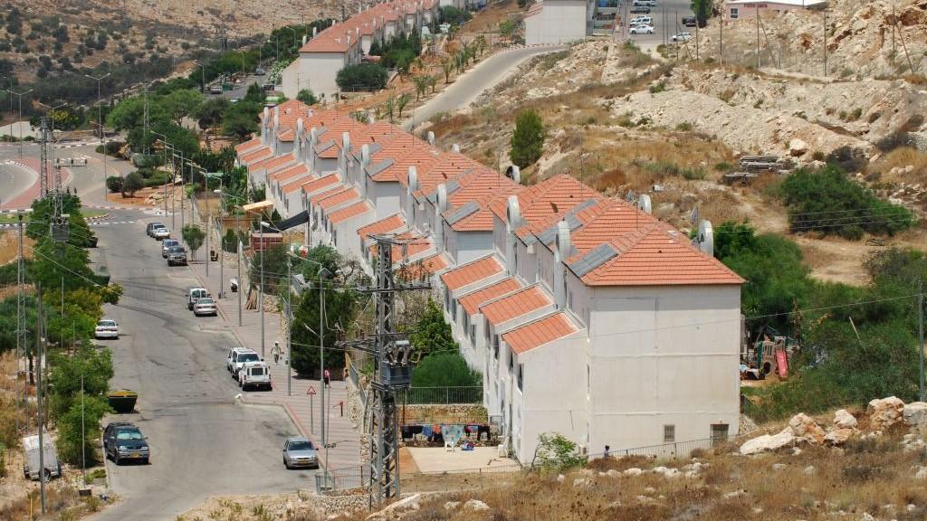 مخطط لبناء 9 آلاف وحدة استيطانية شمالي القدس