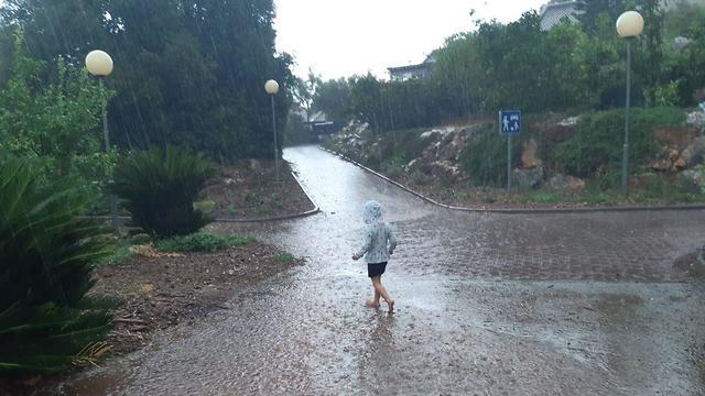 أمطار محلية متوقعة اليوم وغداً