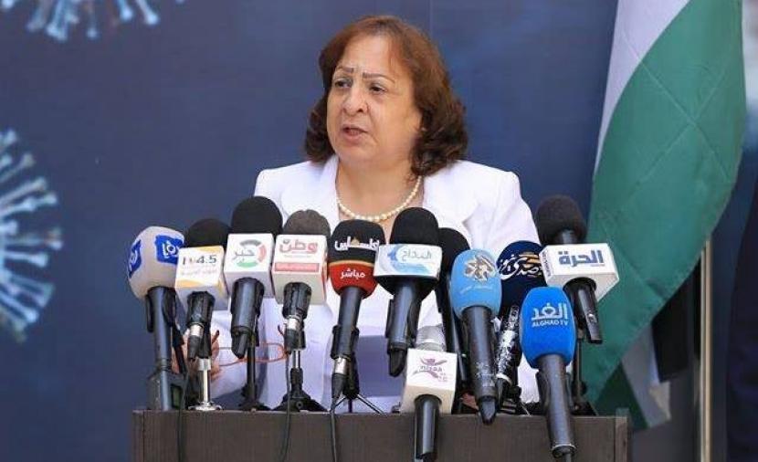 الكيلة تكشف عن موعد وصول لقاح الكورونا لفلسطين