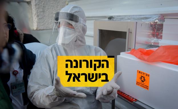 تعرف على أعمار وفيات الكورونا في إسرائيل
