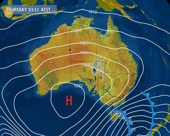 تعرف على التوقعات الجوية المبدئية للأسابيع القادمة