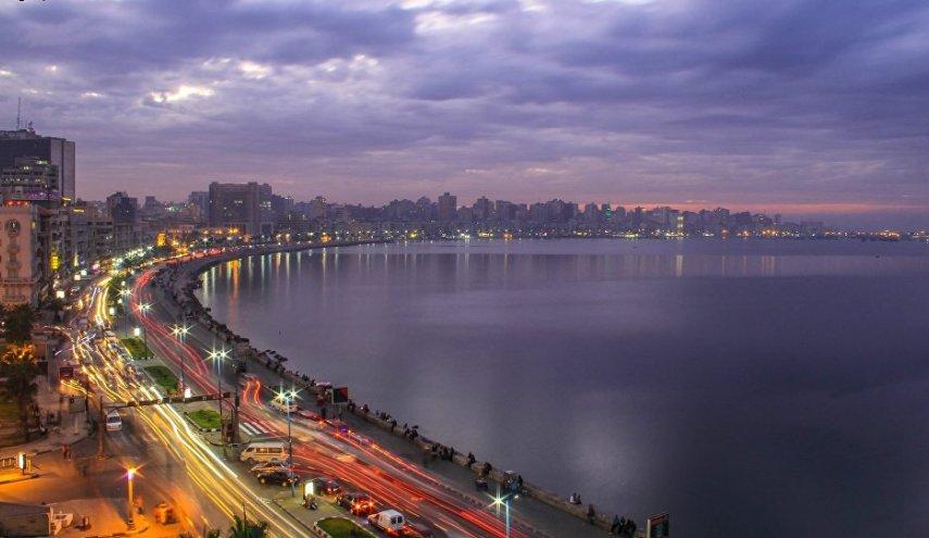 هل يبتلع البحر مدينة الإسكندرية ؟