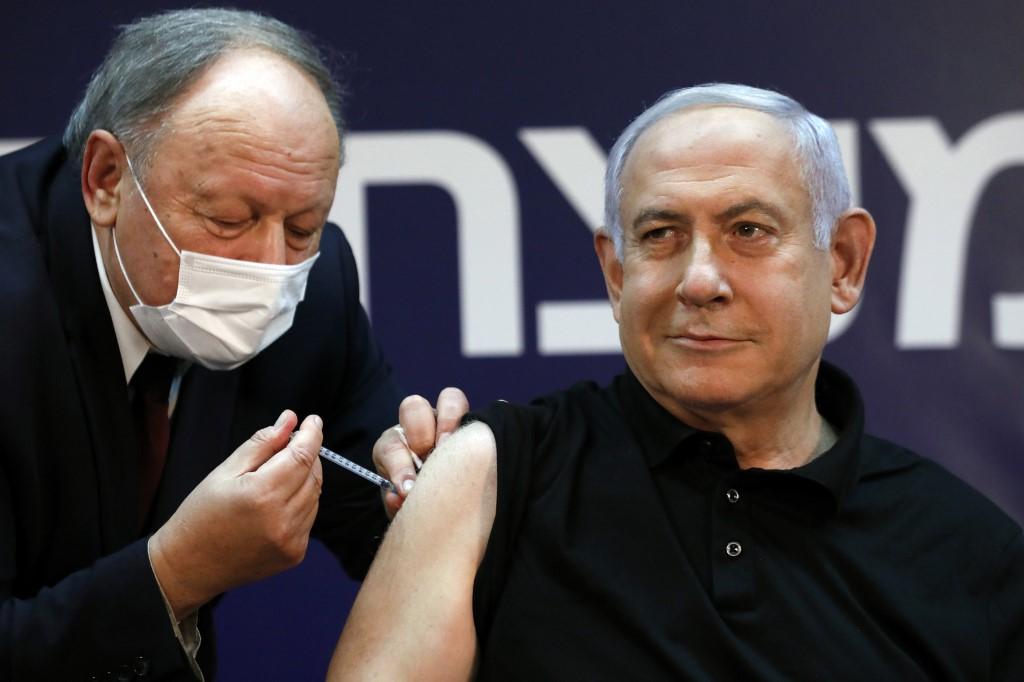 بدء حملة كبرى للتطعيم من الكورونا في إسرائيل