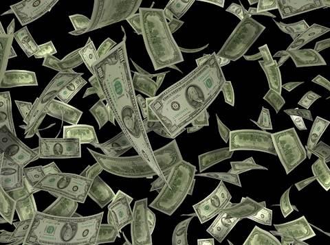 إنهيار جديد في سعر صرف الدولار