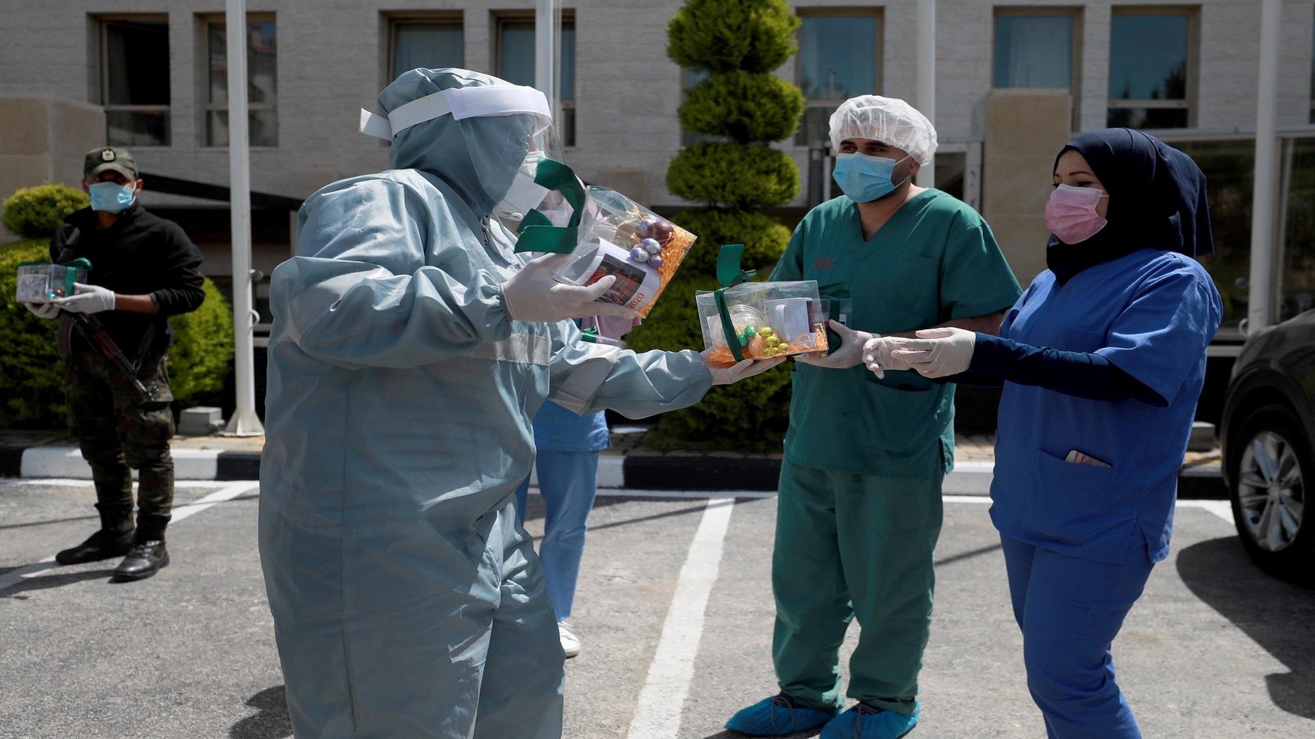 21 وفاة وأكثر من ألف مصاب جديد  بالكورونا