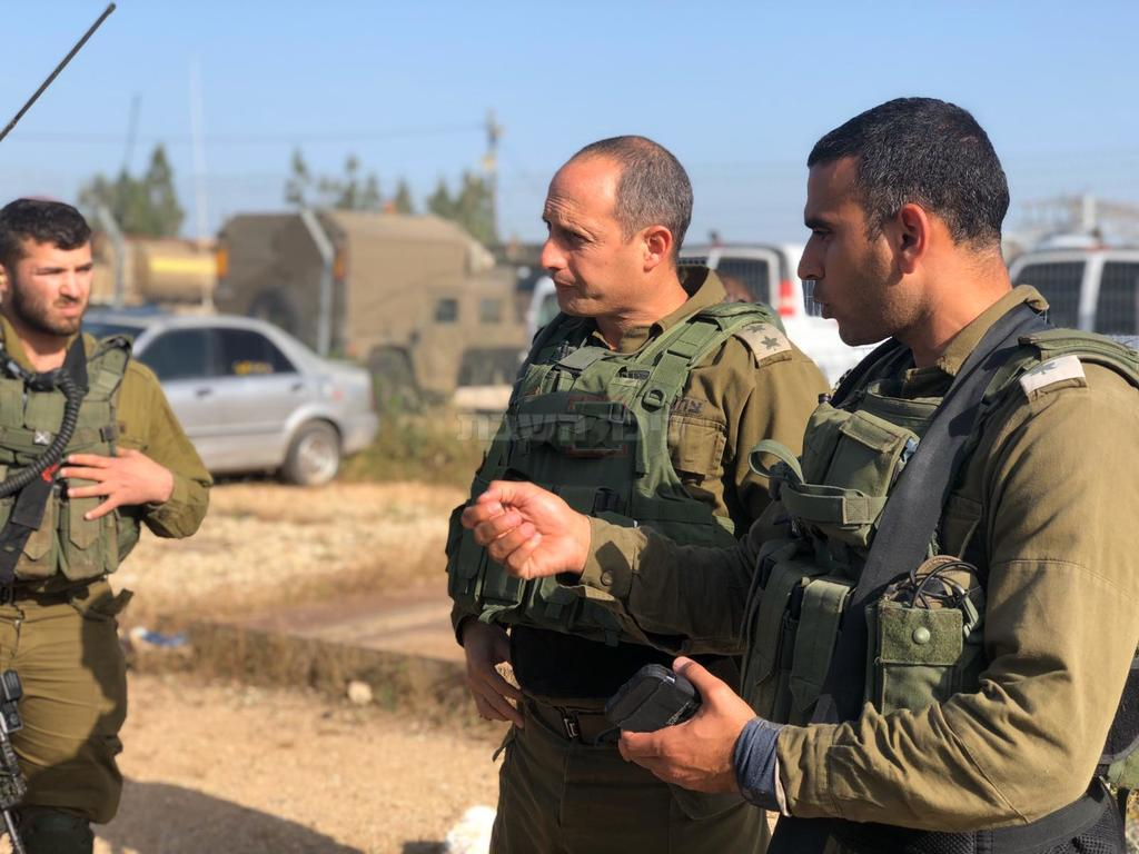"""الجيش يعاقب جندي سرق """"بكيت دخان"""" بمنطقة جنين"""