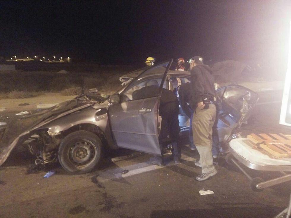 ثلث قتلى حوادث السير في إسرائيل من الفلسطينيين