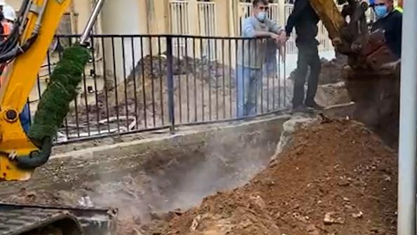 لغز  البخار المنبعث من باطن الأرض يحير العلماء في تل أبيب