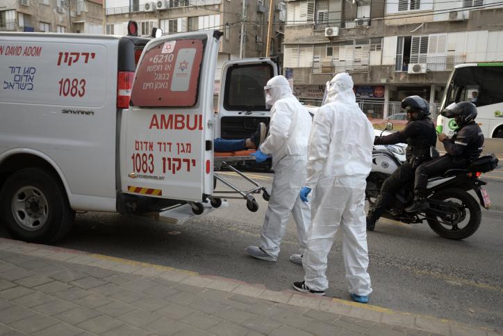 عشرات وفيات الكورونا في إسرائيل بسبب الضغط في المستشفيات