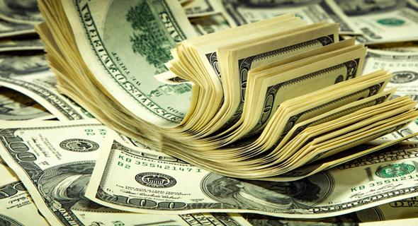الدولار ينهار  الى ما دون 3.20 شيقل