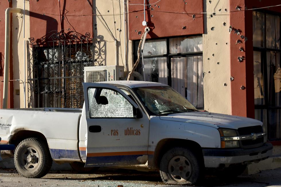 إطلاق نار والعثور على قذيفة هاون أمام مجلس محلي طمرة