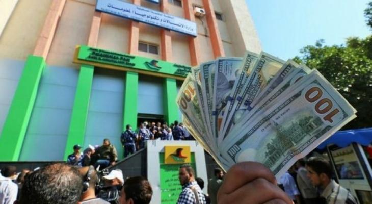 قرار قطري بتمديد كبير للمنحة المالية لقطاع غزة