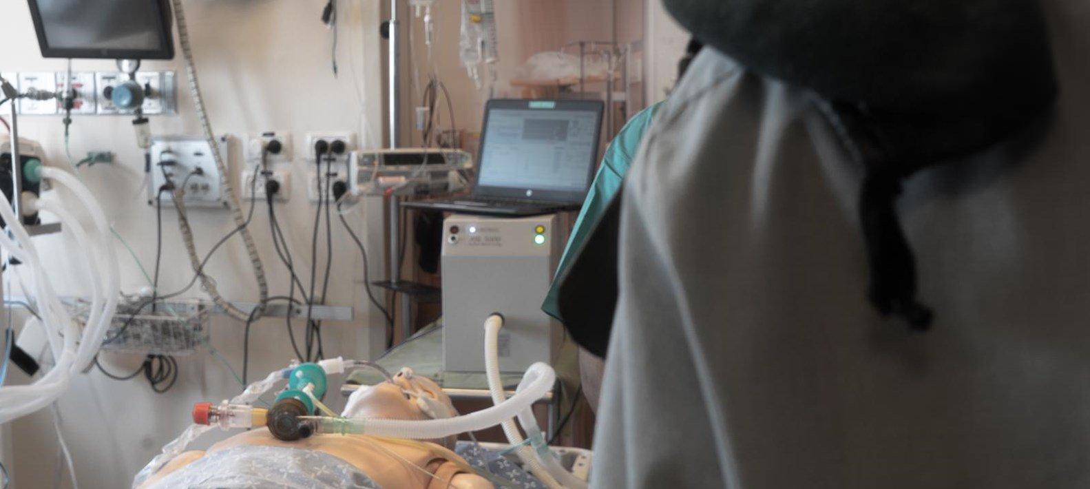 وفاة مريض كورونا إسرائيلي بعد انفصال جهاز التنفس