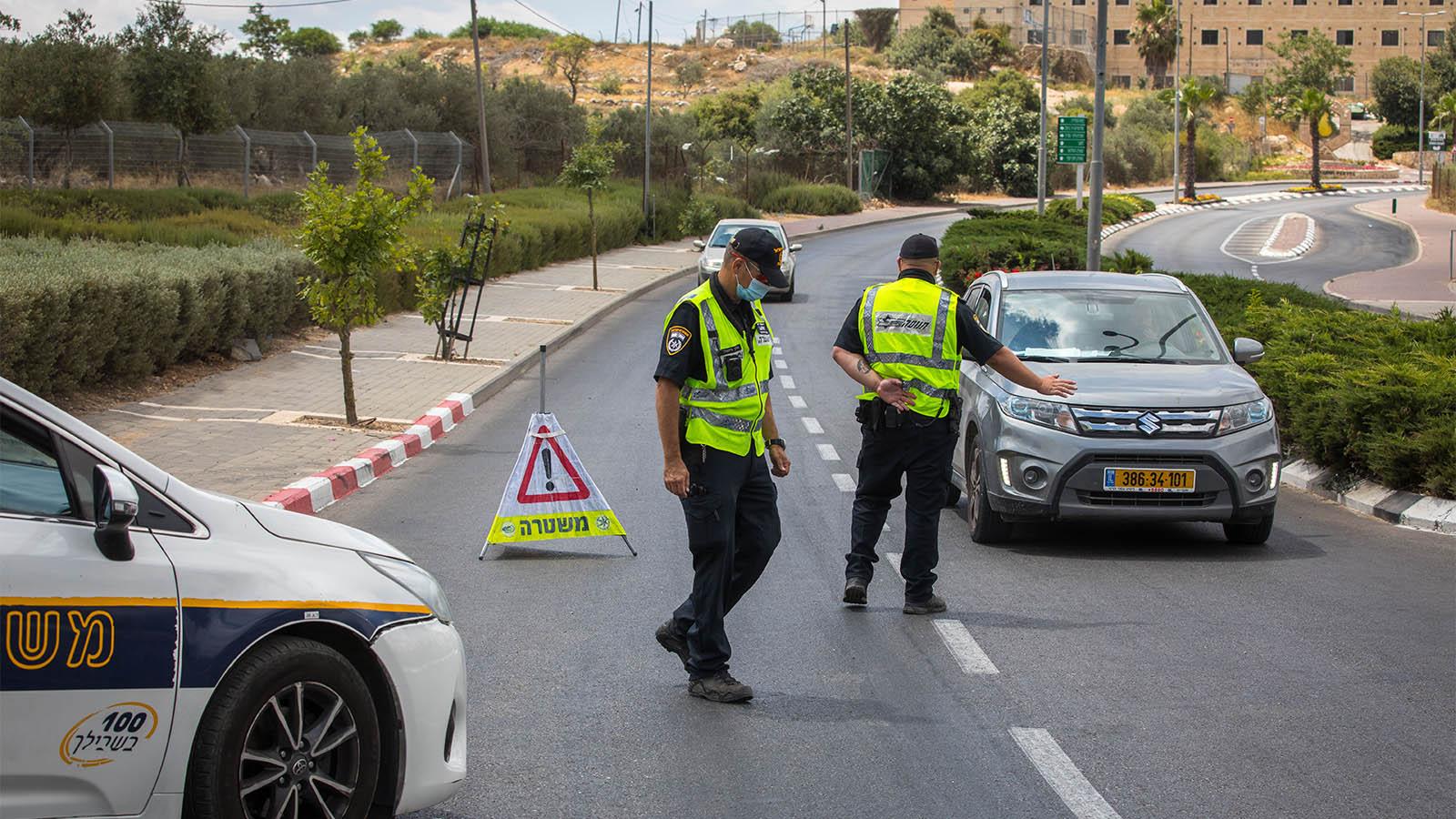 الحكومة الإسرائيلية تمدد الإغلاق الشامل حتى نهاية الشهر