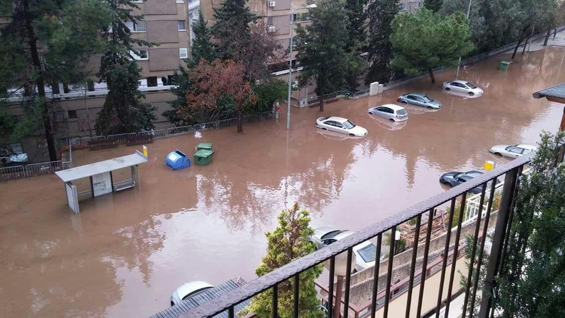فيضانات في حيفا