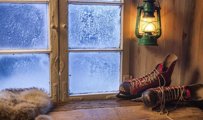 ليالي باردة جداً أمامنا وخطر الإنجماد قائم لعدة أيام