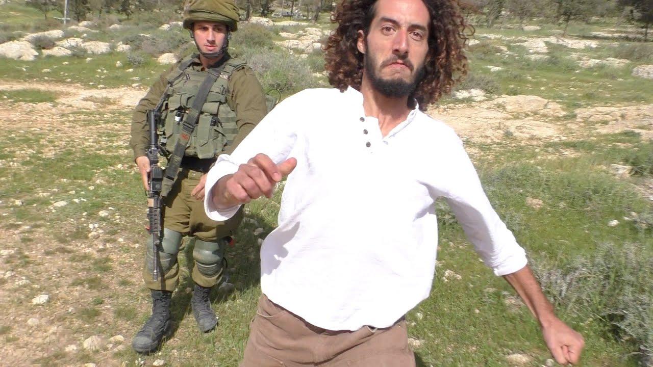 خطف مستوطن قرب رام الله على يد عمال فلسطينيين