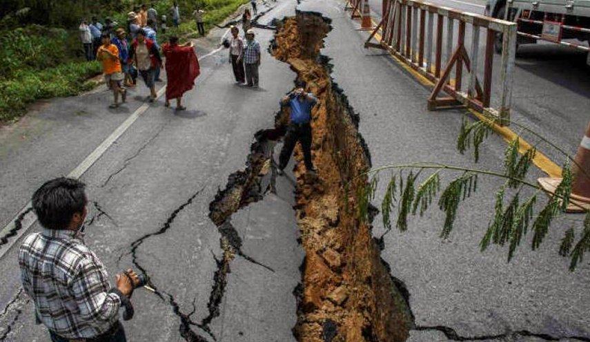 زلزال عنيف يضرب سواحل تشيلي