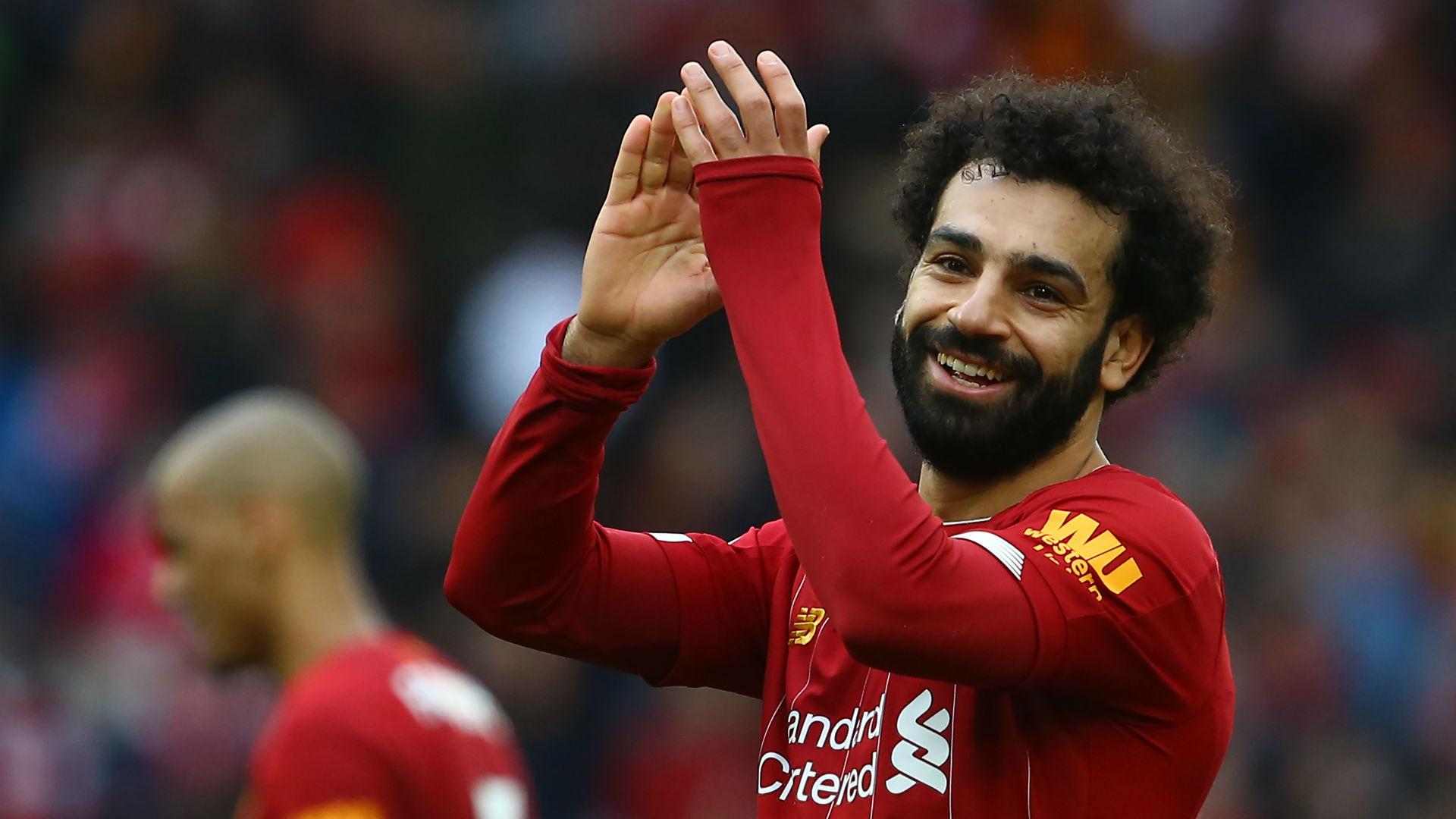 إختيار اللاعب محمد صلاح كأفضل لاعب إفريقي