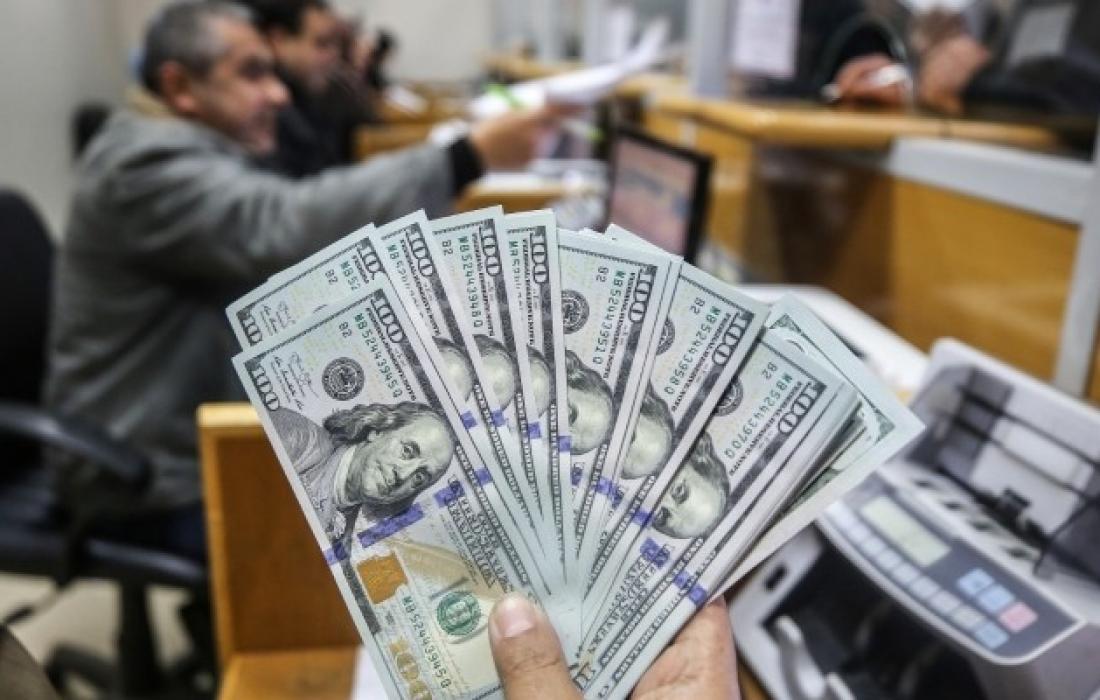 ارتفاع كبير على سعر صرف الدولار