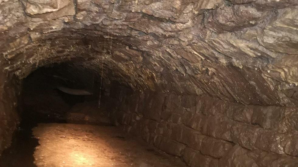 اكتشاف نفق سري في بريطانيا عمره قرابة ألف عام