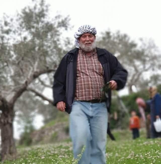وفاة الشيخ عمر البرغوثي بعد إصابته بالكورونا