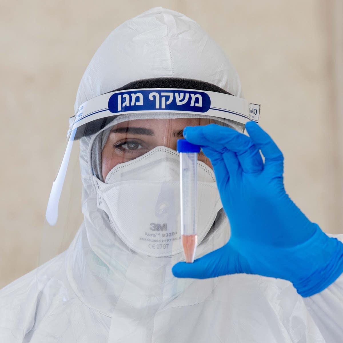 جهاز فحص بيتي للكورونا في اسرائيل