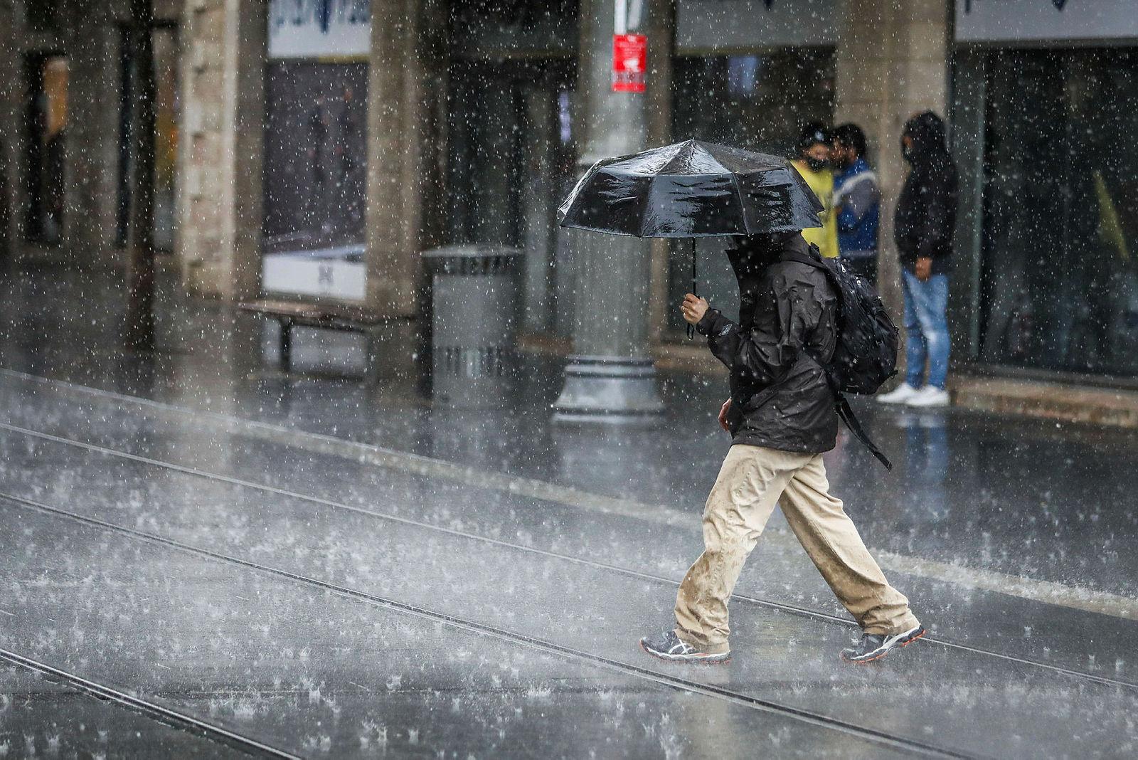 ساعات تفصلنا عن عودة الامطار للمناطق الفلسطينية